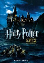 Complete 8-film Collection DVD UK - Blu-ray DVD US