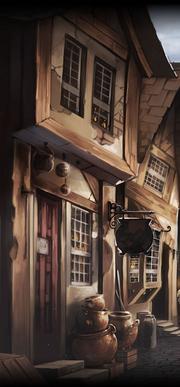 Potage's Cauldron Shop