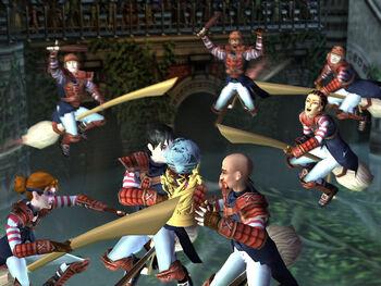 Quipe nationale de quidditch des tats unis wiki harry - Harry potter coupe du monde de quidditch ...