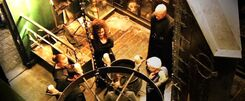 Death Eaters inside the Borgin and Burkes 01