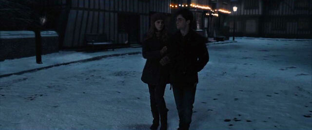 File:Hermione and Harry in Godric's Hollow.JPG