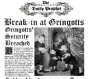 Break-in of Gringotts Wizarding Bank (1991)