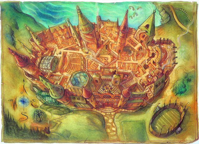 File:Hogwarts by Grandpre.jpg