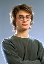 Daniel Radcliffe as Harry Potter (GoF-09)