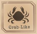 Beast identifier - Crab-Like