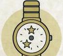 Fabian Prewett's watch