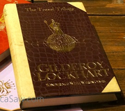 Gilderoy Lockhart The Travel Trilogy brown