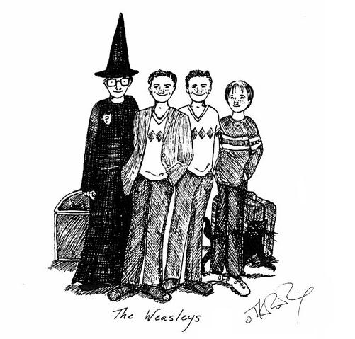 File:JKR Weasleys illustration.png