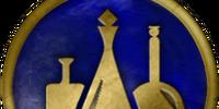 Potions Club Veteran Badge