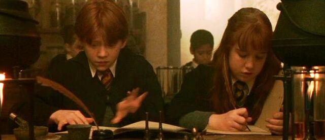 File:Ron Weasley and Susan Bones (1991) b.JPG