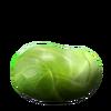 A Bertie Bott's Sprout-Flavoured Bean