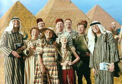 The Weasley Family at Egypt.jpg