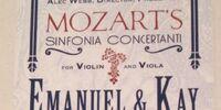Sinfonia Concertanti