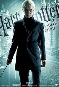HBP Main Character Banner Draco Malfoy