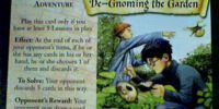 De-Gnoming the Garden