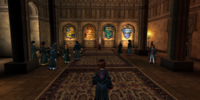 House Point Ceremony chamber