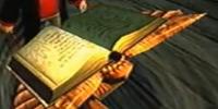 Diffindo spellbook