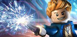 Newt Scamander LEGO Dimensions E3 banner-PM