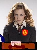 Gryffindordesk