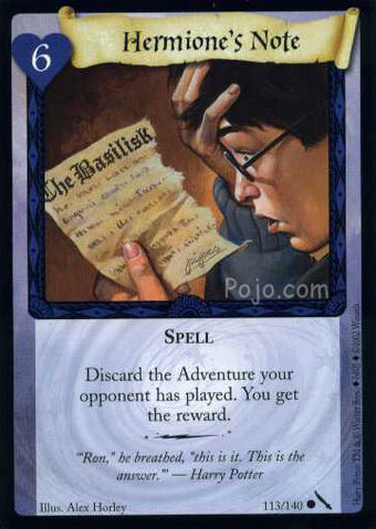 File:Hermione's Note (Harry Potter Trading Card).jpg