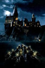 Hogwarts Arrival HPPS poster