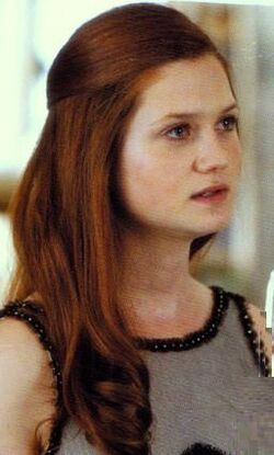 Ginny Weasley (Deathly Hallows part 1)
