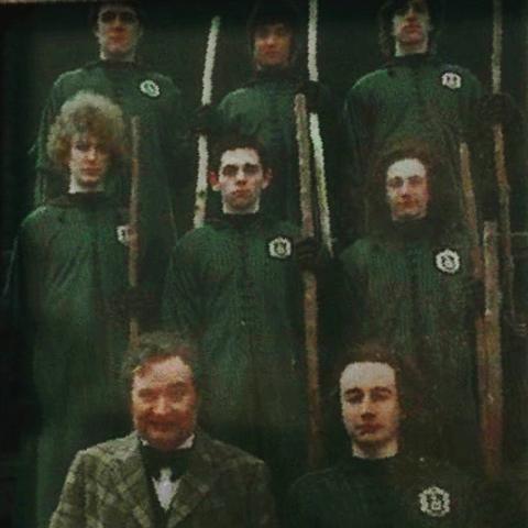 Сборная Слизерина по квиддичу?-1978