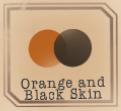Beast identifier - Orange and Black Skin