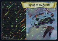 FlyingtoHogwartsFoil-TCG