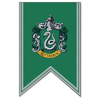 Slytherin Banner (WBshop)