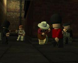 Pettigrew's victims