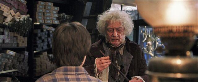 File:Harry-potter1-ollivander harry.jpg