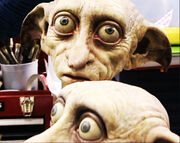 DH Dobby puppet artwork