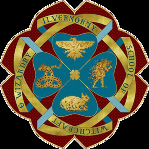 Файл:Ilvermorny Crest 3.png