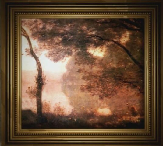 File:Portrait of flowering almond trees.jpg