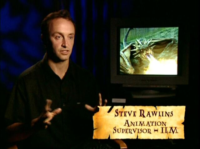 File:Steve Rawlins (HP4 Animation Supervisor - ILM) discussing the Dragon Task.JPG