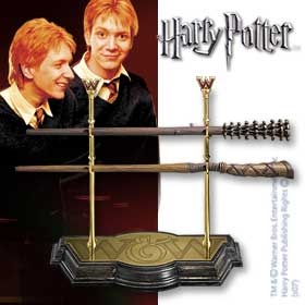 Fred and George Weasley's wand