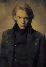 Young Grindelwald