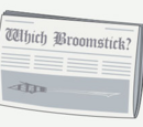 Which Broomstick?