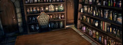 Snape's office