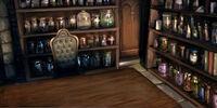 Severus Snape's office