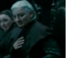 Unidentified female Death Eater at Malfoy Manor (II)