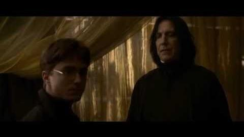 The Best Moments Ever of Severus Snape !