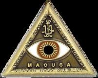 MACUSA - Always Stay Vigilant