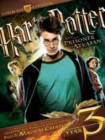 Prisoner of Azkaban DVD Ultimate Edition Cover