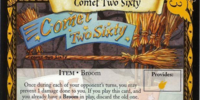 Comet Two Sixty (Trading Card)