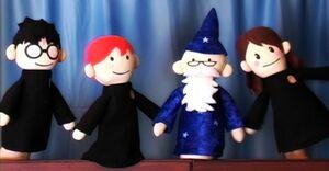 Potter Puppet Pals