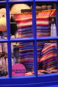Self-Knitting Needles