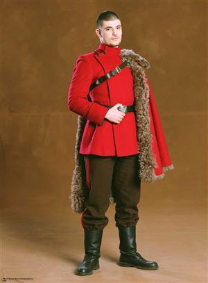 File:Viktor Krum™ in Durmstrang Dress Robes.JPG