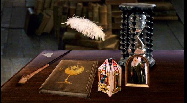File:Professor Flitwick's table at Charms classroom.JPG